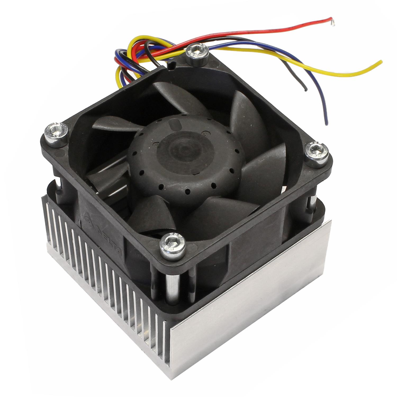 Радиатор с вентилятором 60x60