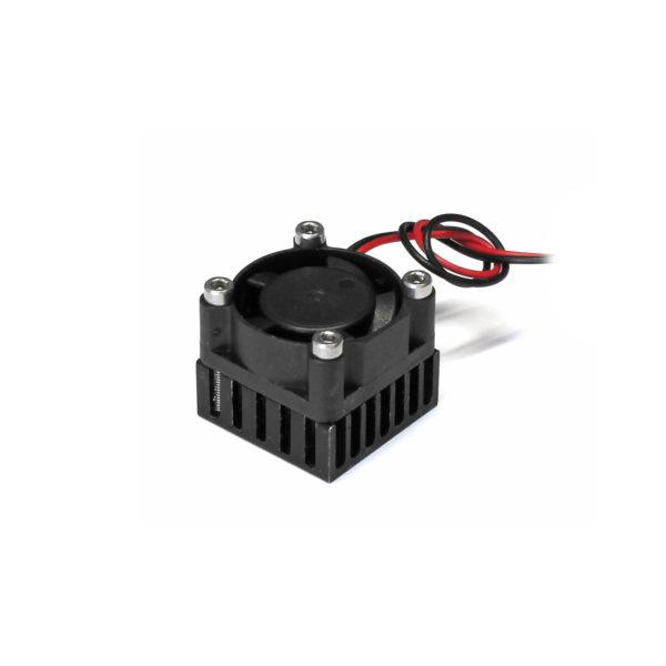 Вентилятор с радиатором 25х25 тип 2