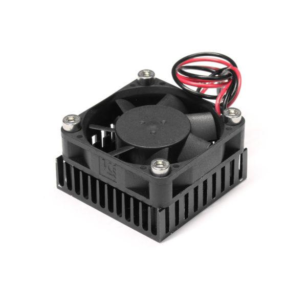 Вентилятор с радиатором 40х40 тип 2