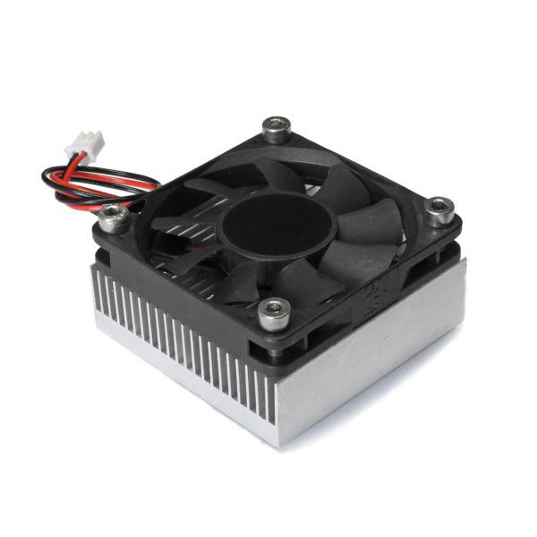 Радиатор 60х60 с одним вентилятором MP