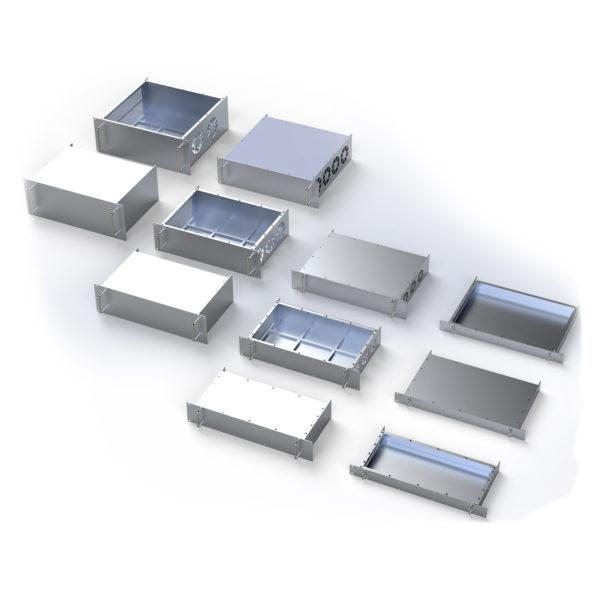 Алюминиевые корпуса